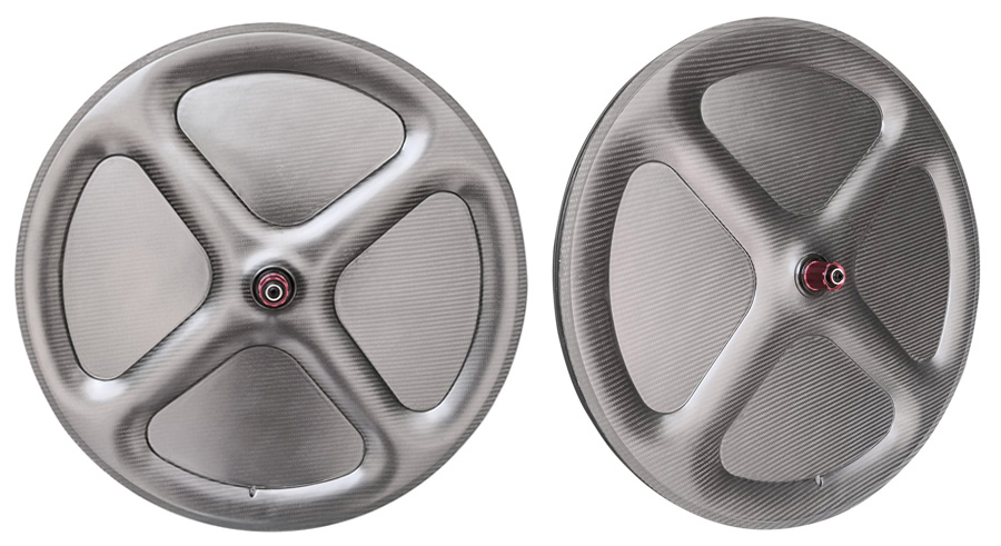disc4 carbon wheel