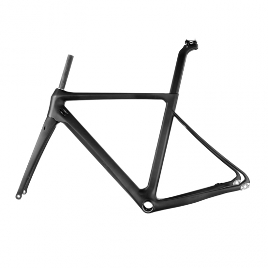 disc brake road frameset