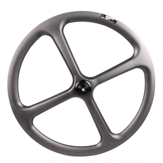 4 spoke carbon wheel