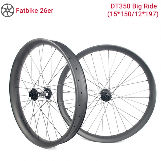 roues carbone fatbike